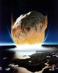 Asteroid Destroys Hollywood
