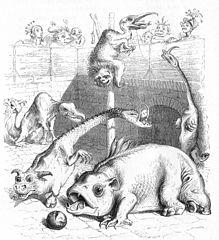 Grandville Autre Monde Zoo
