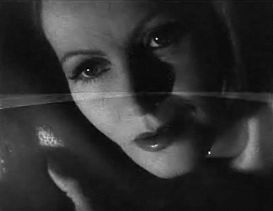 "Garbo in ""Queen Christina"""