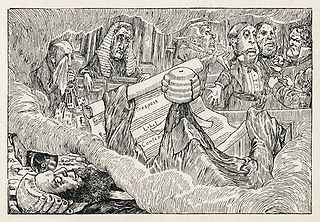 320px-Lewis Carroll - Henry Holiday - Hunting of the Snark - Plate 8