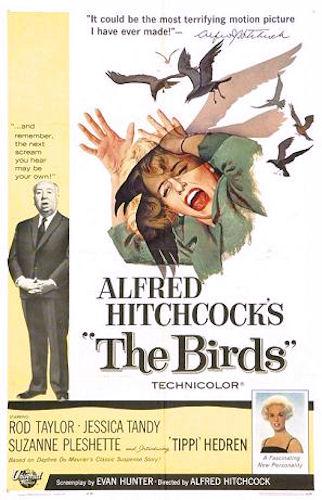 The Birds original poster