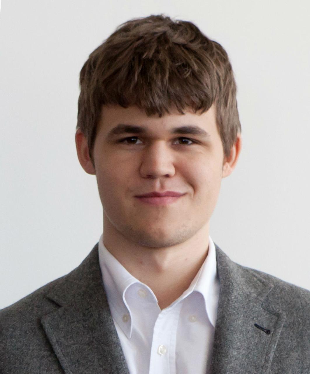Magnus Carlsen cropped