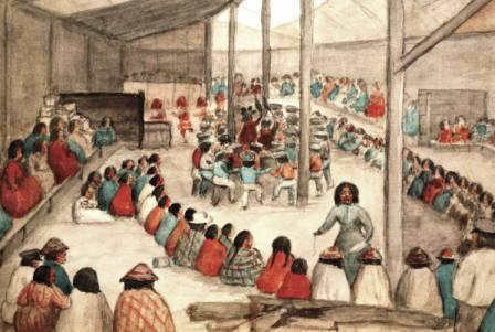potlatch-ceremony